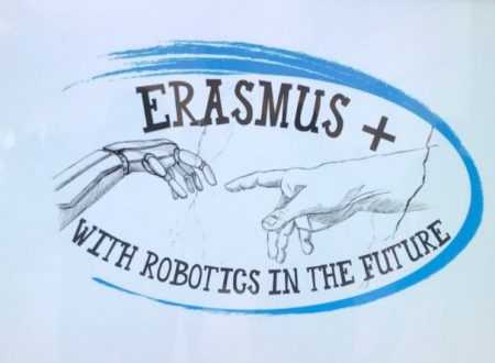 "Erasmus+ KA2 ""With Robotics in the Future""-"